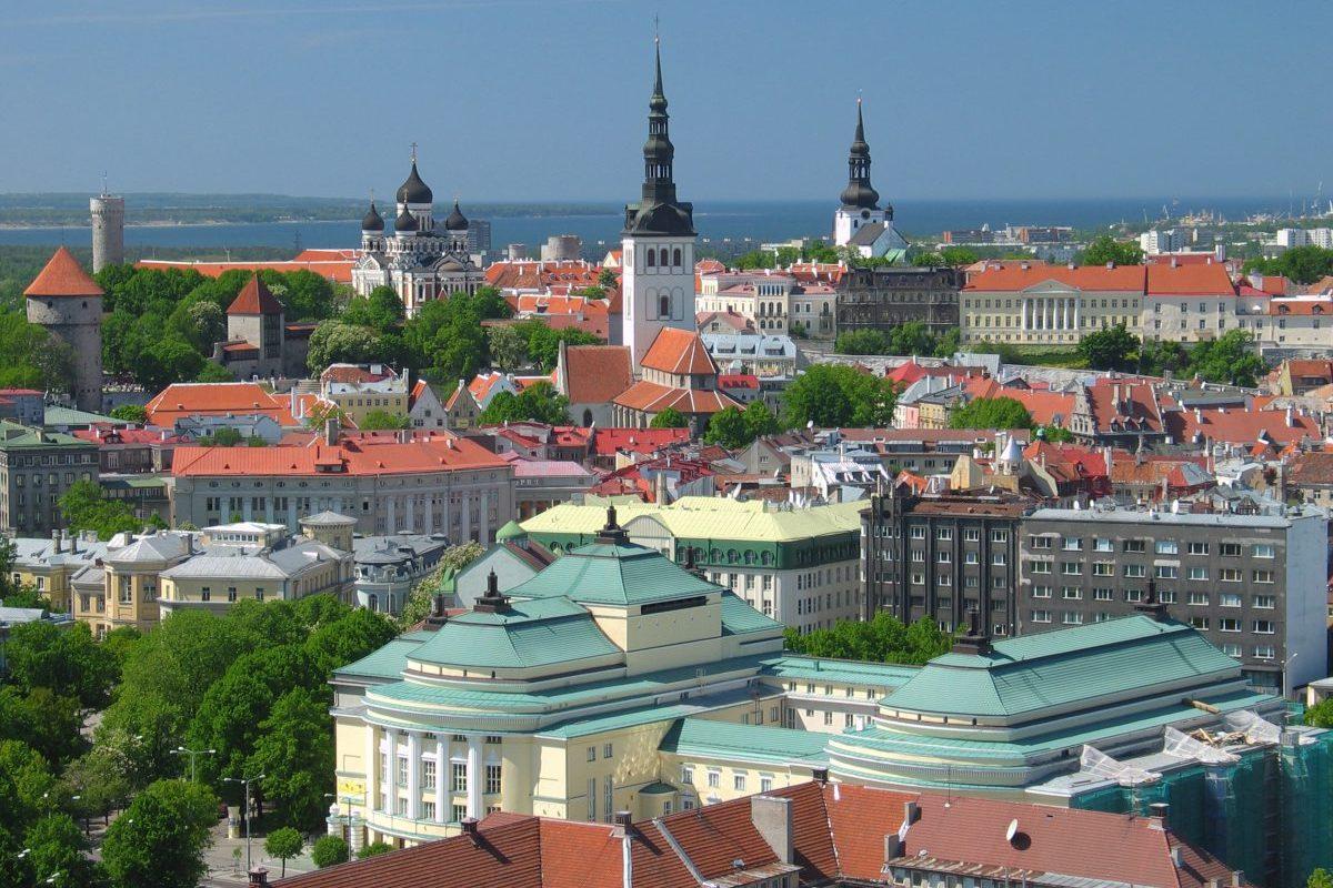 Tallinn - det är roligare att ha kul här