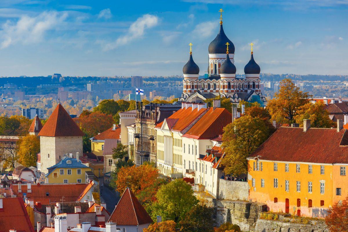 Tallinn - mindre är mer, mer eller mindre