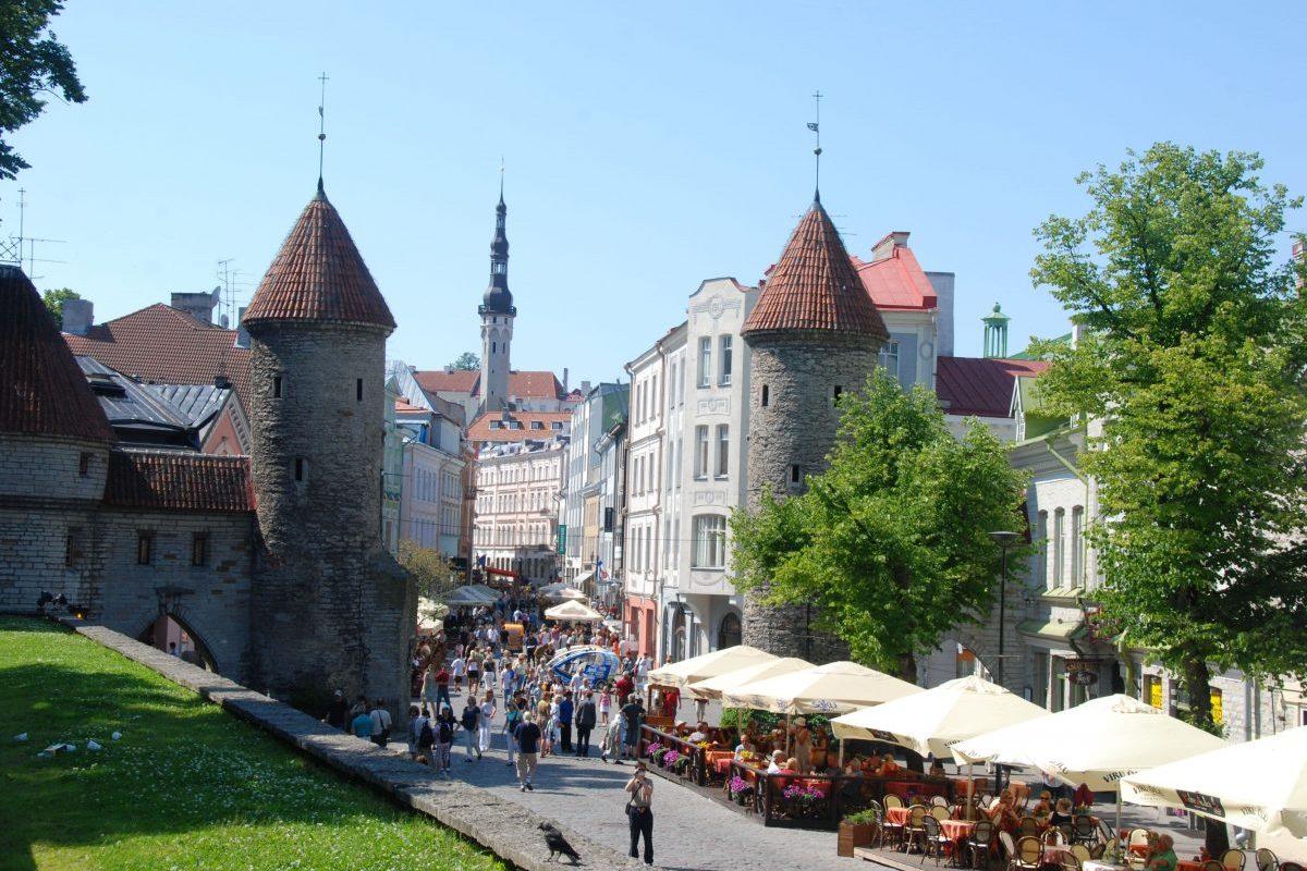 Tallinn - Baltikums flaggskepp